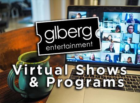 Virtual Shows & Programs