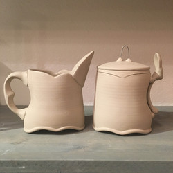 Finished Greenware
