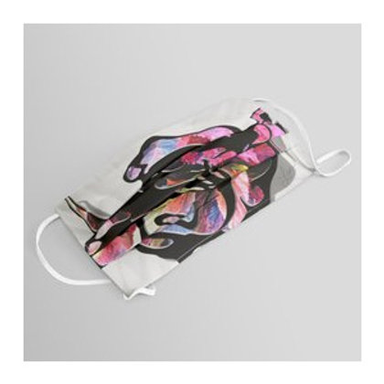 Journey into the Unknown Face Mask