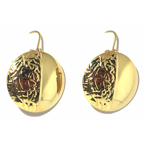 Circle Tulum Earrings