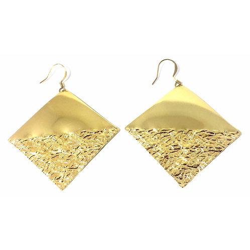 Diamond Tulum Earrings