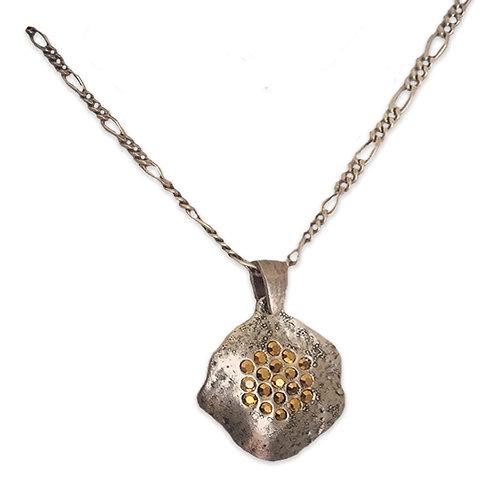 Swarovski™ Crystal Moon Beams Necklace