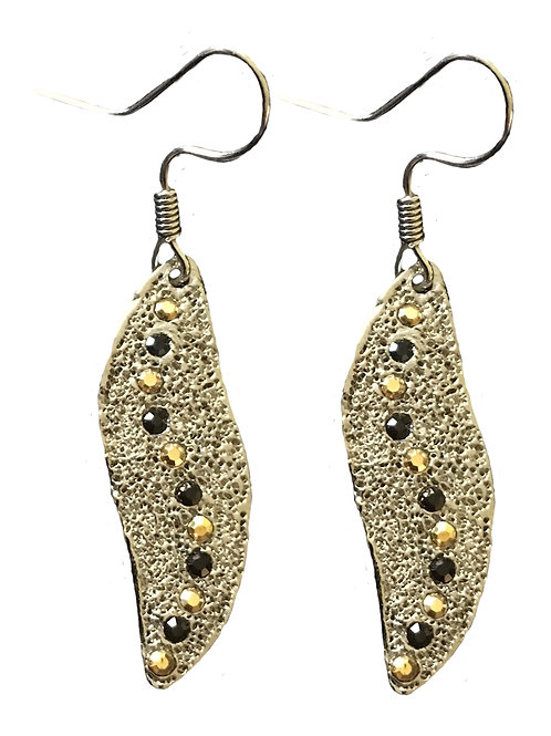 Swarovski™ Crystal Sun Rays Earrings