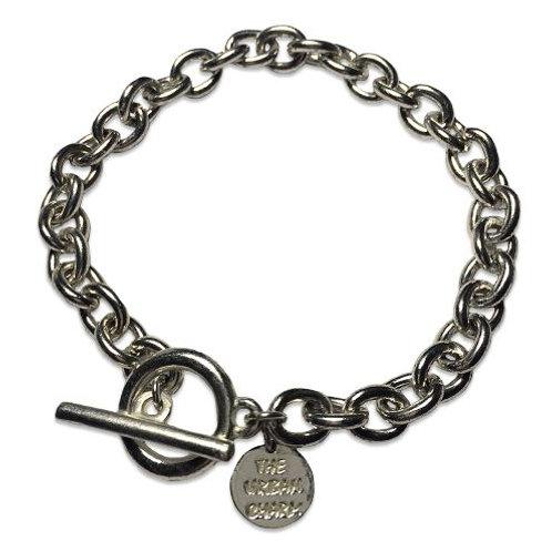 "Silver ""Starter"" Charm Bracelet"