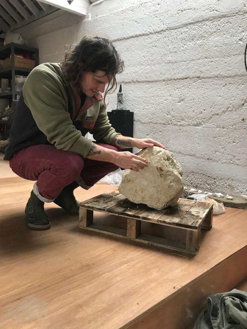 Jonathan Michael Ray in Hogchester Arts