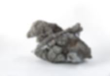 Chantal Powell tin and stone sculpture.j