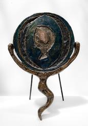 chantal powell bronze sculpture