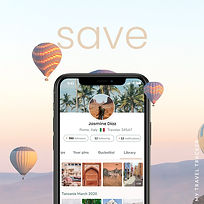 travel app my travel tracker