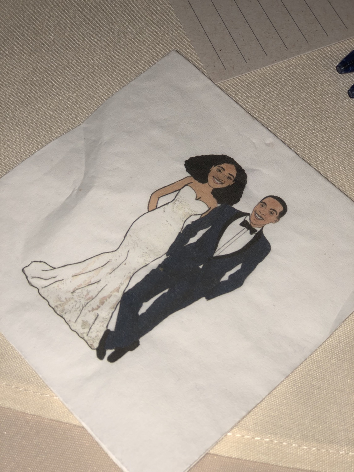 Cocktail Hr Napkins