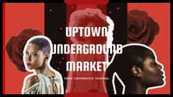 Uptown Underground Market Proposal Cover Page
