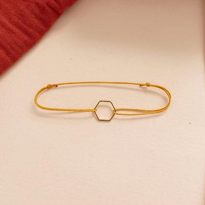 Bracelet INA - curry