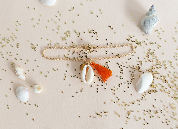 Bracelet CALYPSO orange