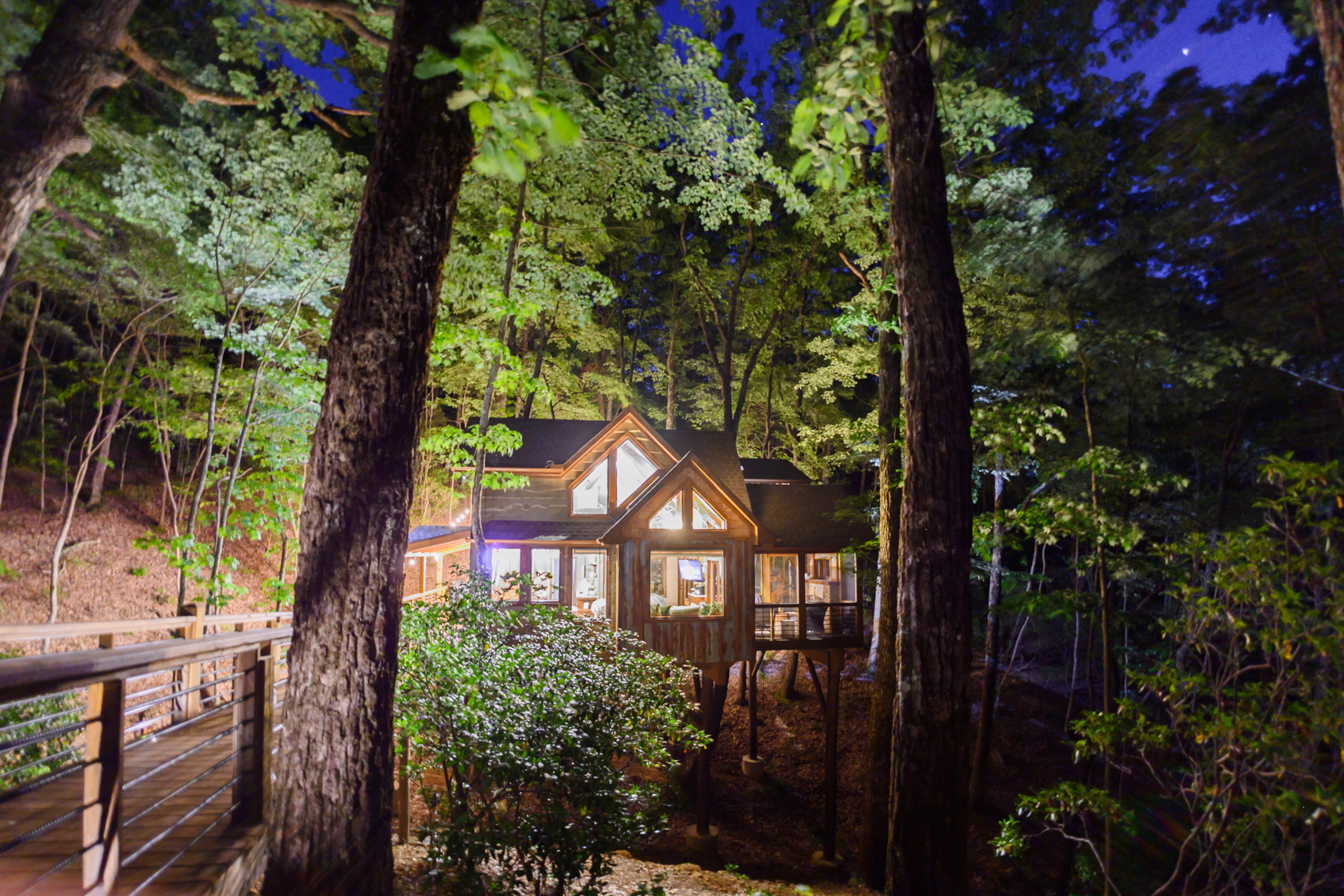 Blue Ridge Treehouse Rentals | Vacation in Blue Ridge, GA