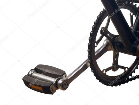 Hoe vervang ik mijn pedalen?