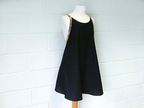 Open Parachute Dress