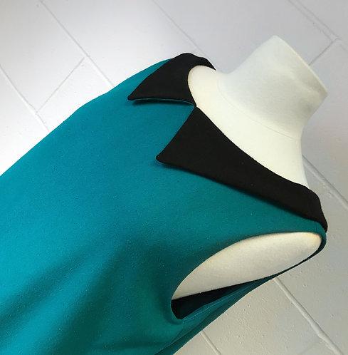 Wool Linen Dress