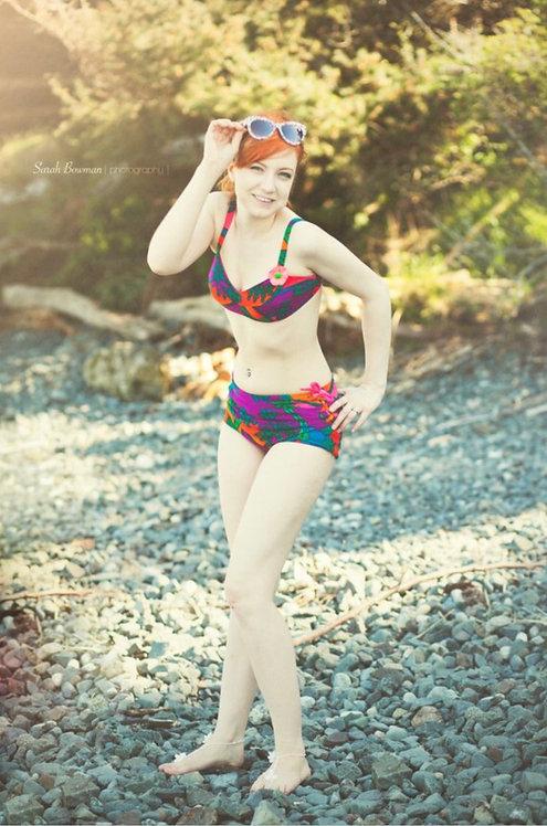 Psycho Beach Party Bikini