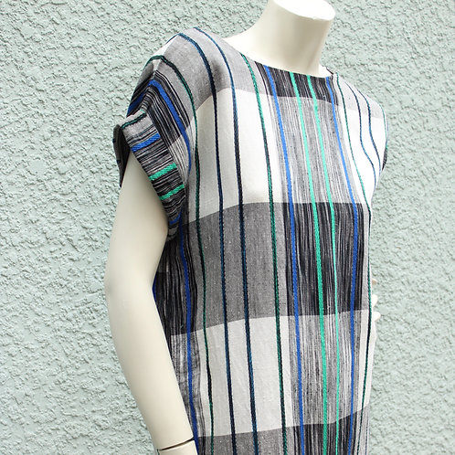 Soft Stripes Dress