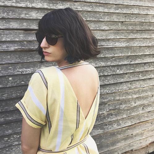 Sunny Stripes Dress
