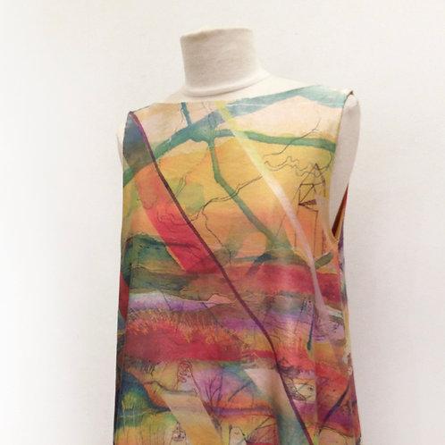 Neon Desert Dress M-L