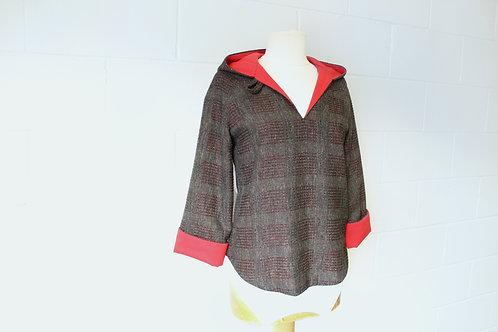 Woolen Pullover, Vintage Fabrics