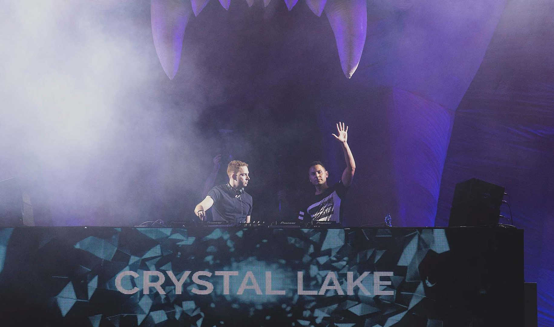 Crystal Lake Live at Life In Color