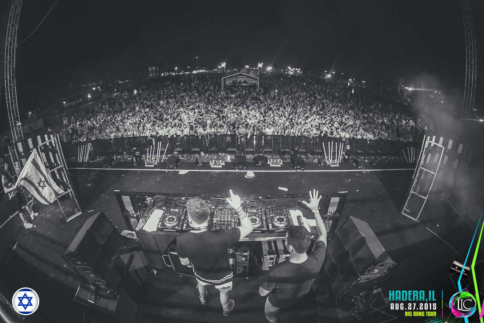 Crystal Lake Live @ Life In Color