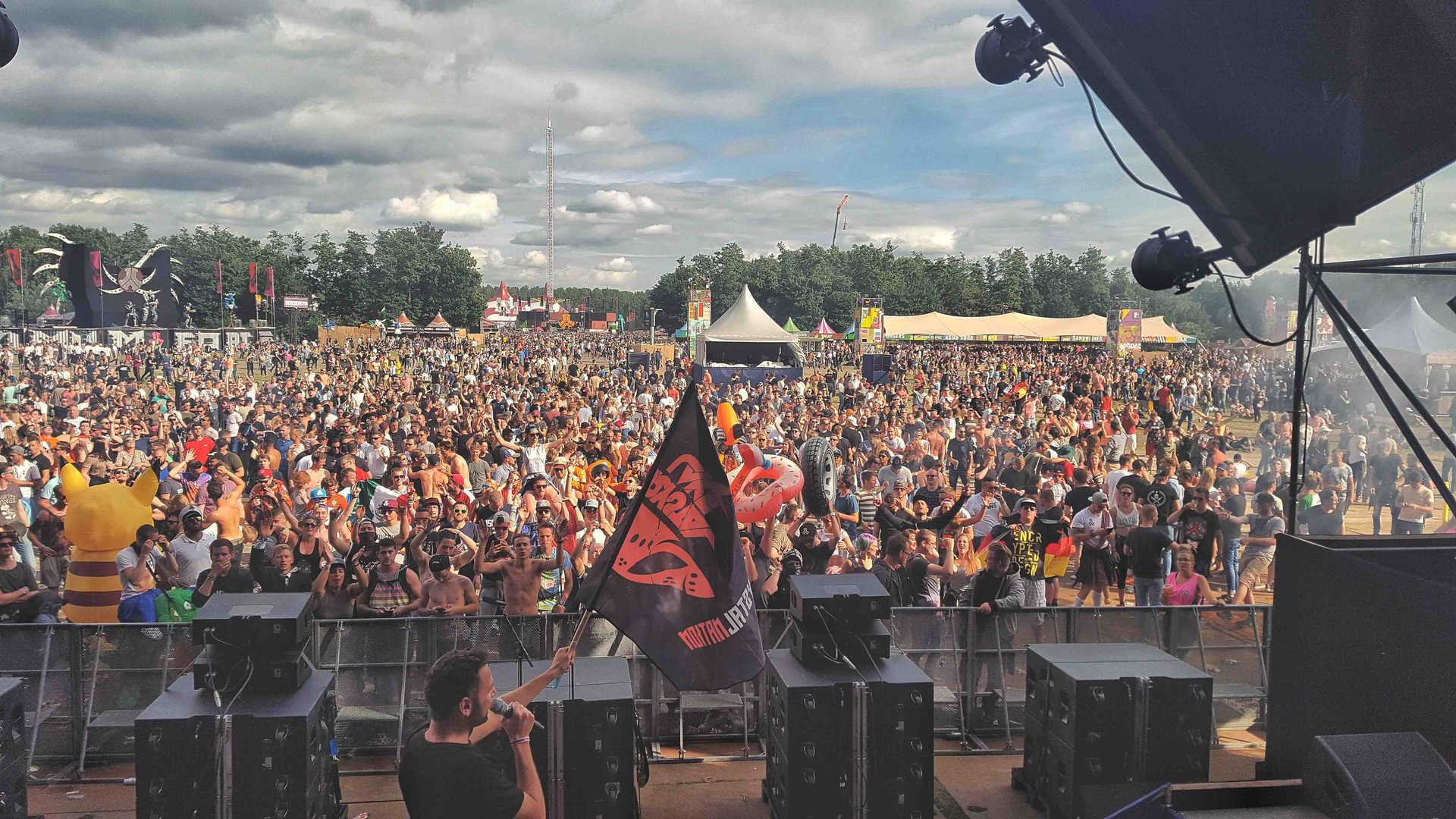 Crystal Lake Live at Defqon1 2018