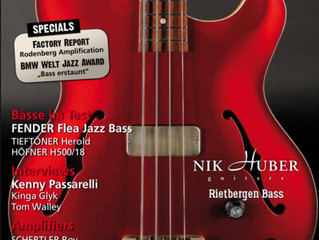 Bass Quarterly Magazine