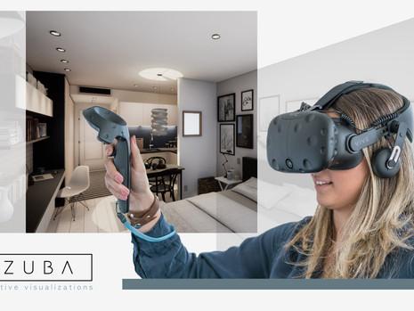 Como a Realidade Virtual pode auxiliar o mercado imobiliário a encantar clientes?