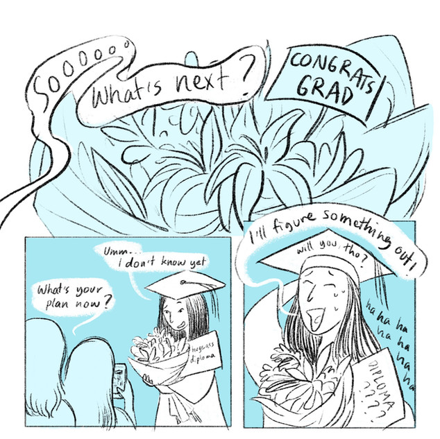 Post-Grad Struggles