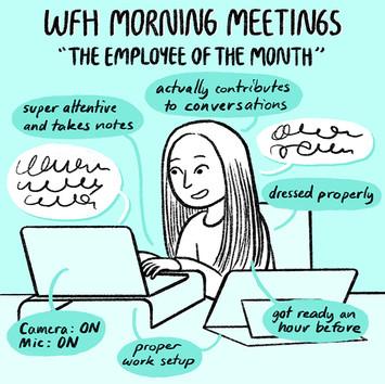 WFH Meetings