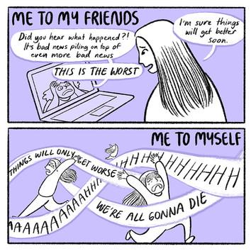 Me To Myself