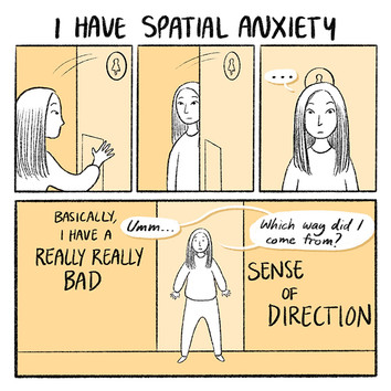 Spatial Anxiety