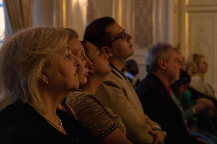 Audience / közönség
