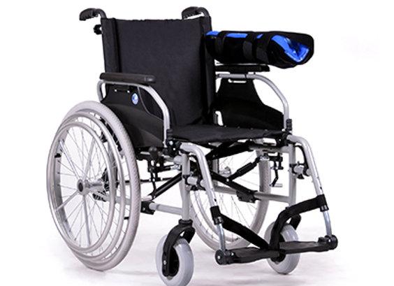 Wózek inwalidzki D200 Hem2