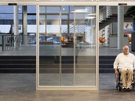 Wymagania architektoniczne budynków i pomieszczeń do poruszania się wózkiem w pracy