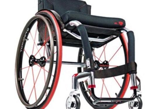 Tiga -Wózek inwalidzki aktywny.