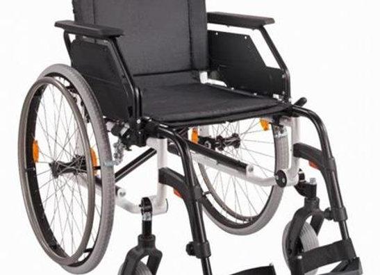 Caneo_E - Wózek inwalidzki