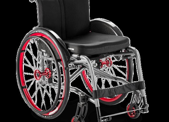 Smart F - wózek inwalidzki aktywny