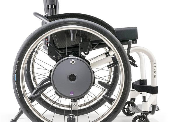 E-motion. Alber.Napęd elektryczny do wózka inwalidzkiego.