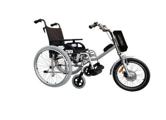 Mustang przystawka elektryczna do wózka
