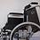 Thumbnail: H011B Wózek inwalidzki