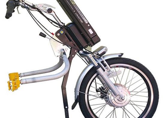 Rydwan- przystawka elektryczna do wózka