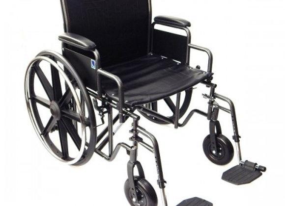 Wózek inwalidzki XXL - BigTiM