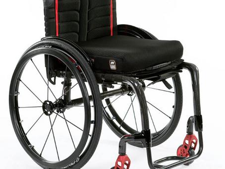 Dla aktywnych na wózku.