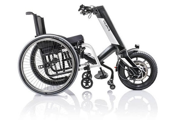 E-Pilot. Alber. Napęd elektryczny do wózka inwalidzkiego.