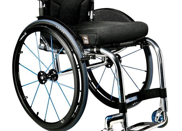 Wózek inwalidzki aktywny - Tiga Sub 4