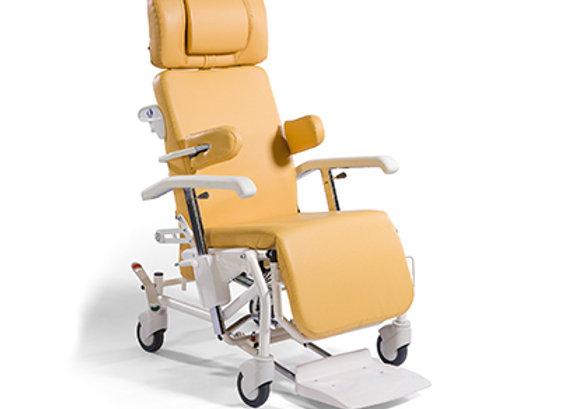 Alesia -Wózek inwalidzki pielęgnacyjny
