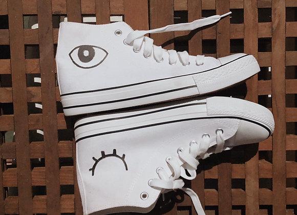 Zapatos Ojos